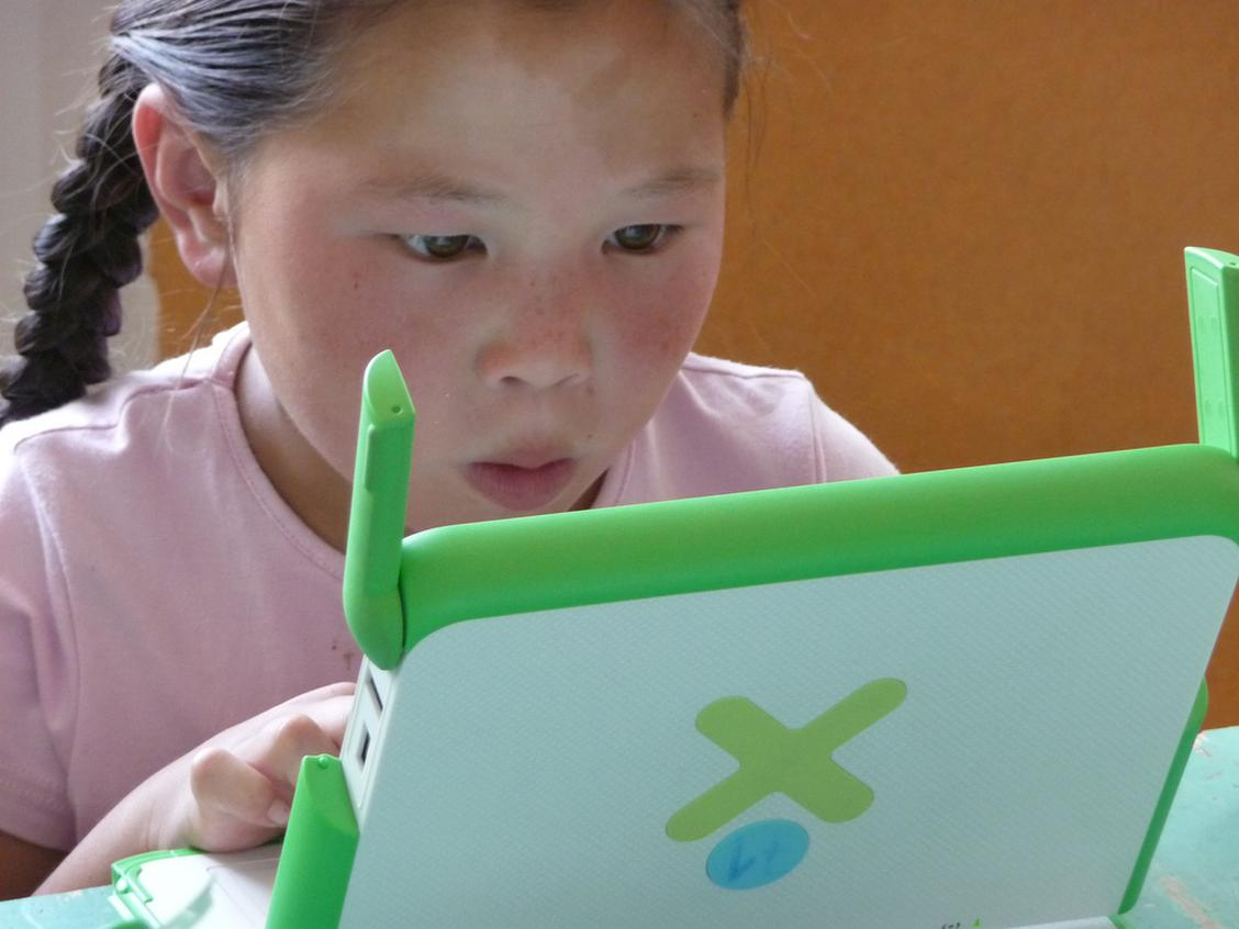 (Bild: One Laptop per Child/Flickr)