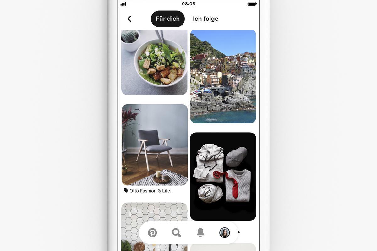 Pinterest ab sofort mit Katalog Funktion und Shopping Anzeigen
