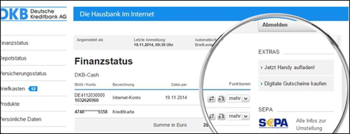 Dkb Und Retailo Bieten Digitale Gutscheine Via Online Banking