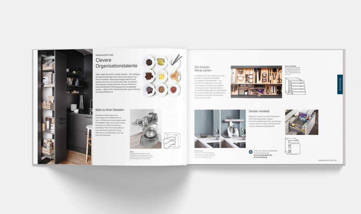 Bloom überarbeitet Küchenquelle Katalog