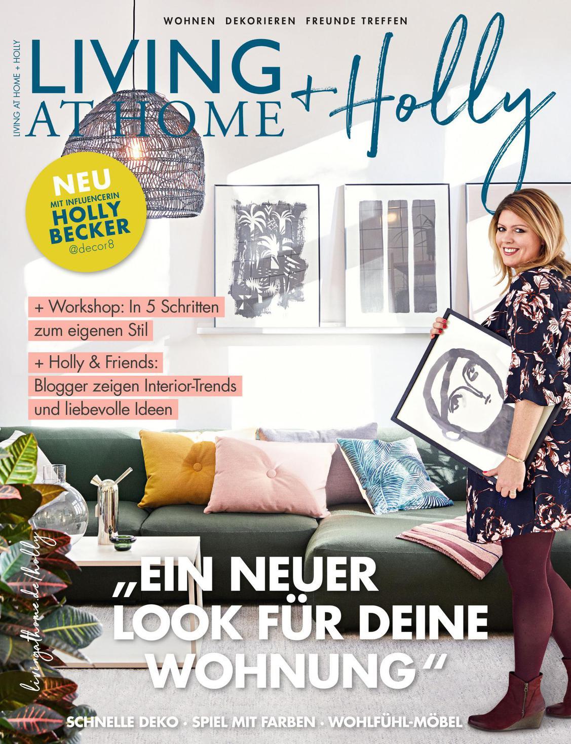 Erstes Influencer Magazin Für Den Wohnbereich Startet